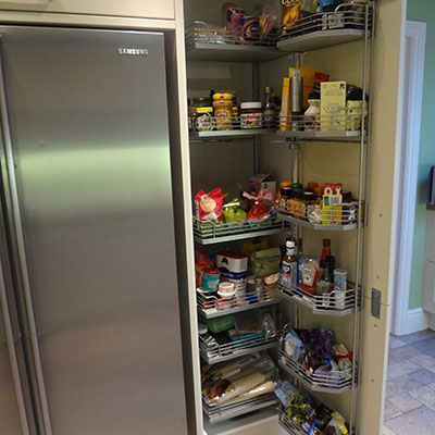 Full Height Larder Pullout