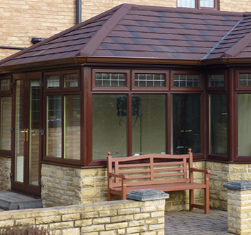 upaLite Tiled Roof System
