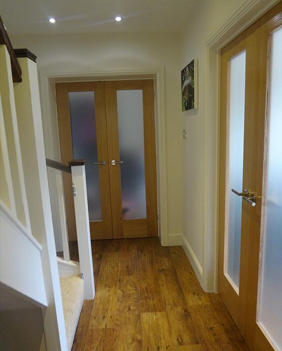 New internal doors installed in Crawley