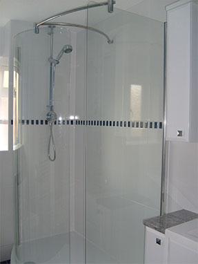Shower installed in Horsham, West Sussex