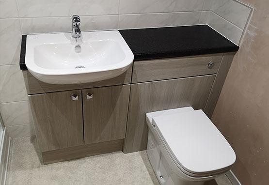 Mobility Bathroom Installed in Horsham, West Sussex