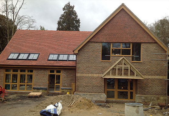 New Build Construction Services in West Sussex