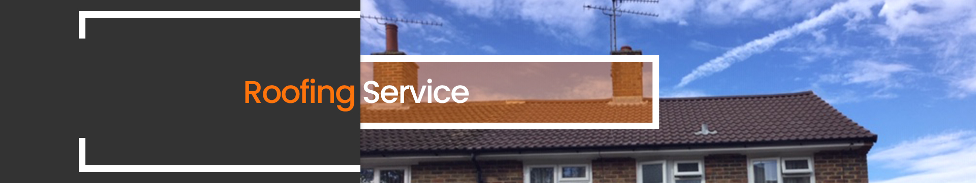 Roofing Services Banner
