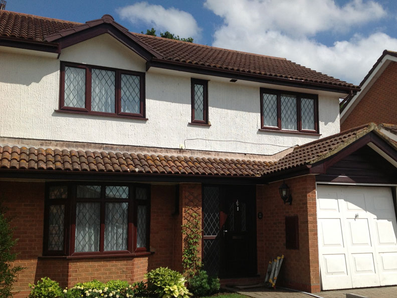 Fascias and Soffits in Crawley, West Sussex