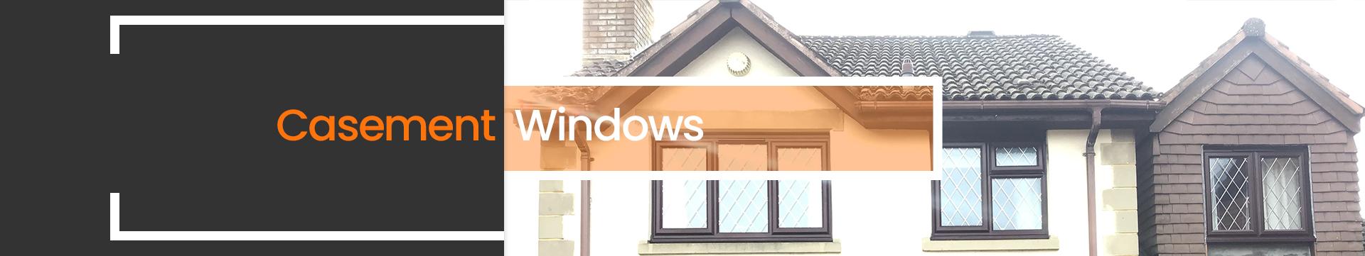 Casement windows banner image