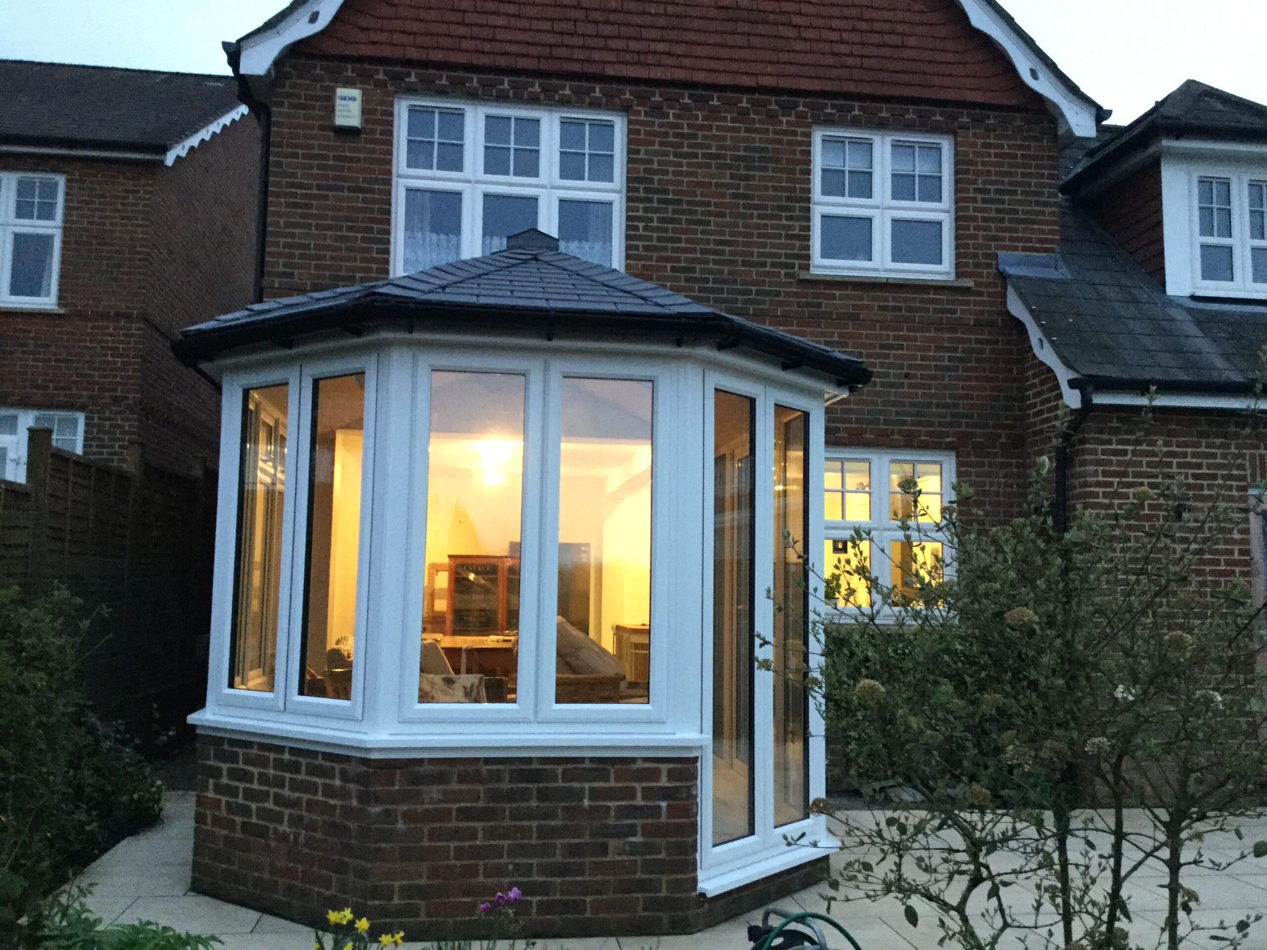 Triple Glazing Windows and Conservatory